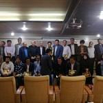 آیین بزرگداشت روز خبرنگار در دهدشت برگزار شد/تصاویر