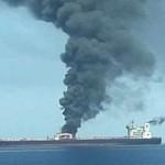 نفتکش ایرانی در سواحل عربستان مورد اصابت موشک قرارگرفت