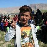 گزارش تصویری نشست ایل بزرگ تامرادی(تیله کوهی)و اهالی روستای ضرغام آباد با سردار هاشمی پور