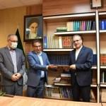 دیدار اعضاء هیات مدیره سازمان نظام مهندسی ساختمان با مدیر کل دادگستری استان