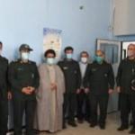 افتتاح شعبه سلاح و مهمات ناحیه مقاومت بسیج گچساران