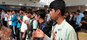 آیین اختتامیه دوره یاوران ولایت بسیج دانش آموزی استان کهگیلویه و بویراحمد برگزار شد