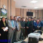 مدیر خبر صدا و سیمای مرکز کهگیلویه و بویراحمد به یک خانم سپرده شد