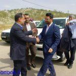 اجرای طرح آبرسانی به دشتهای انگشترک و آب رزی گچساران با حضور وزیر ارتباطات