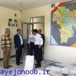 سرپرست معاونت درمان دانشگاه علوم پزشکی یاسوج از پایگاه های اورژانس شهری دهدشت بازدید کرد