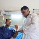 عمل پیوند انگشتان دست در بیمارستان امام خمینی(ره)دهدشت با موفقیت انجام شد