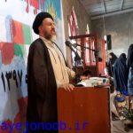 امام زاده علی(ع)باید حسینیه و مصلای چند هزار نفری داشته باشد