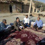 پای اولین فرماندار کهگیلویه به قدیمی ترین روستای سرحد دیشموک باز شد