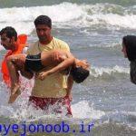 شوخی نابجا حین شنا در یاسوج زندگی ۲ جوان را نابود کرد