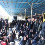 اعزام کاروان راهیان نور دختران دانش آموز شهرستان چرام به مناطق جنگی جنوب +تصاویر