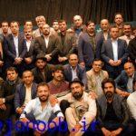 اعضای شورای اداری کهگیلویه به تماشای نمایش«مرگ مخترع» نشستند