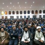 گزارش تصویری ازبرگزاری جشن بزرگ میلاد پیامبراسلام (ص)وامام جعفرصادق (ع)درشهرچرام