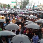 فریاد مرگ بر آمریکا، مرگ بر اسرائیل مردم کهگیلویه و بویراحمد در راهپیمایی ۲۲بهمن