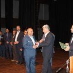 آیین تکریم ومعارفه مدیرکل نوسازی ومدارس کهگیلویه وبویراحمد برگزار شد (+تصاویر)
