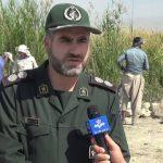 عملیات طرح احداث کانال های بتونی ، لایروبی و زهکشی اراضی و مزارع شهر چرام به همت سپاه شهرستان  انجام شد