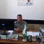 رئیس اداره محیط زیست شهرستان چرام منصوب شد