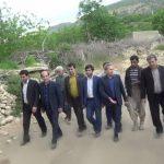 طرح توسعه، اصلاح و تکمیل شبکه روشنایی ۳۲ روستای بخش مرکزی شهرستان چرام اجرا شد