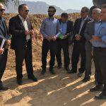 لوله مورد نیاز طرح آبرسانی از سد کوثر به شهر لیکک تامین شد
