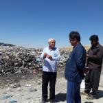 دفن اصولی زباله در شهردهدشت آغاز شد/بیشتر مشکلات زیست محیطی ناشی از عدم اجرای فاضلاب خانگی است