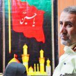آمادگی نیروی انتظامی استان برای تأمین نظم و امنیت ایام تاسوعا و عاشورای حسینی