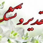 قدردانی شهرداری و شورای اسلامی شهر سرفاریاب از سردار هاشمی پور