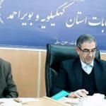 ۹۵ نفر در ۳حوزه انتخابیه استان کهگیلویه و بویراحمد ثبت نام کردند/هشدار به فرمانداران