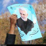 پیکر مطهر سپهبد حاج قاسم سلیمانی در گلزار شهدای کرمان به خاک سپرده میشود