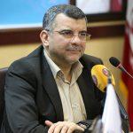 تست کرونای دکتر حریرچی معاون کل وزارت بهداشت مثبت اعلام شد