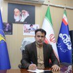 فرمانده بسیج شرکت نفت و گاز گچساران در پیامی فرا  رسیدن  عید سعید فطر را تبریک گفت