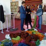 اولین کارگاه رنگرزی سنتی در یاسوج افتتاح شد