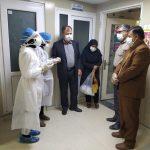 تقدیر مدیران ادارات وزارت رفاه از پزشکان و پرسنل درمان تامین اجتماعی