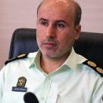 پیام فرمانده انتظامی شهرستان گچساران بمناسبت فرارسیدن چهلمین سالگرد هفته دفاع مقدس