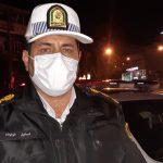 نظارت مستمر پلیس راهور استان بر اعمال محدودیت های کرونایی/مبلغ جریمه تردد خودروها از ساعت ۲۱ تا ۴ صبح